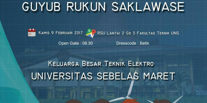 Sarasehan Internal Teknik Elektro 2017