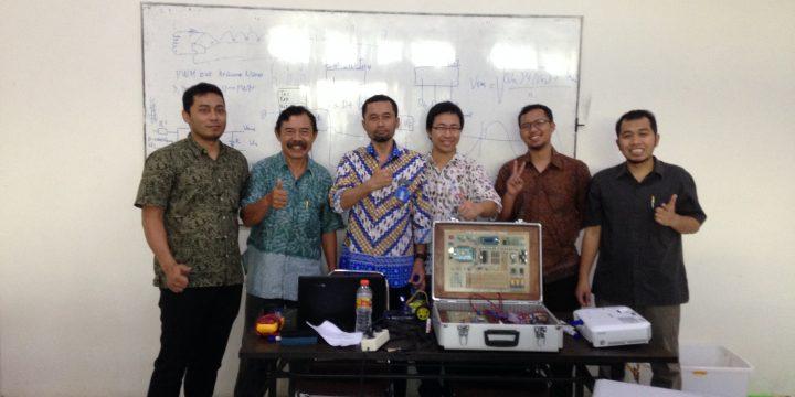 Pelatihan Mikrokontroller 2017