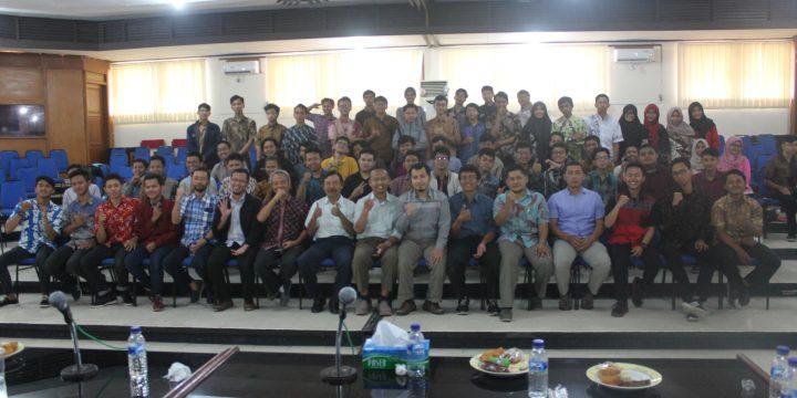 Sarasehan Internal Teknik Elektro 2017/2018 Semester Genap