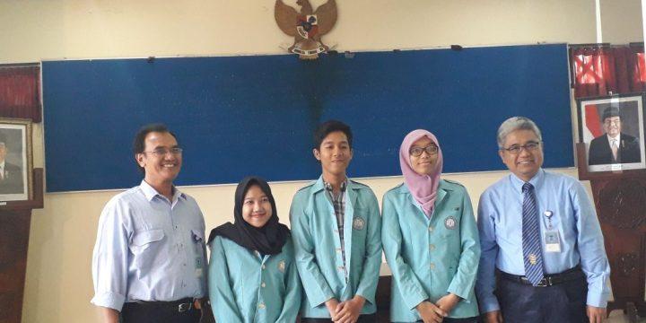Mahasiswa Teknik Elektro Raih Juara 1 Pemilihan Mahasiswa Berprestasi UNS 2018